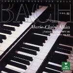 Album Bach Organ Works vol 12