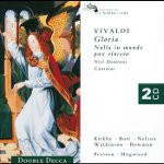 Vivaldi- Gloria RV 589 (Kirby, Preston, Academy of Ancient Music) -Decca