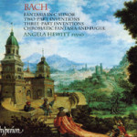 Bach- The inventions (Hewitt) [Hyperion]