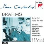 Brahms - Sextuor n°1 - (Stern, Casals...) - [Sony]
