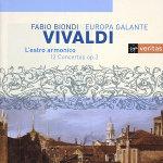 Vivaldi-l'estro armonico- Fabio Biondi [Virgin Classics]