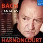 Bach Cantatas - BWV 140, 61 & 29 - Nikolaus Harnoncourt - [Deutsche Harmonia Mundi]