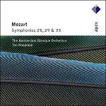 Mozart symphonies 29,33,25 - Ton Koopman [Apex]