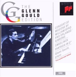 Consort of Musicke by William Byrd and Orlando Gibbons -Glenn Gould.