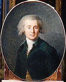 Portrait de Grétry par Élisabeth Vigée Le Brun