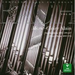 Bach - Complete Works for organ Vol.9 (Marie-Claire Alain)