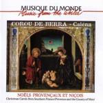 Noëls Provençaux & Musiques sacrées du Pays Niçois