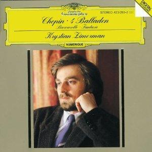Couverture de l'album Chopin.4 Balladen